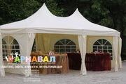 Прокат,  оренда весільний шатер Мілано J 1052,  садовий,  весільний