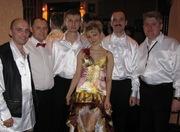 Музичний гурт Юрія Піцишина (музика на весілля,  день народження,  корпо