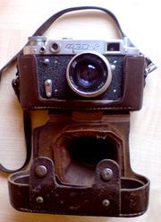 Фотоаппарат ФЕД 2