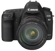 Canon  EOS 5D Mark II Digital SLR Camera