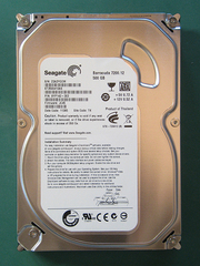 Продаю HDD 500 ГБ,  Seagate Barracuda 7200 с карманом USB 2.0 Gembird.