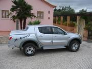 Кунг, крышка, тент, ящик в кузов Mitsubishi L200,  Nissan navara, Mazda BT-