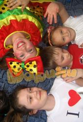 Организация детских праздников Львов