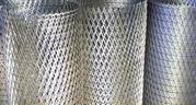 Плетена сітка Рабиця зі сталевого низьковуглицевого дроту