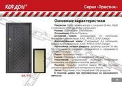 Металеві двері у Львові