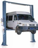 Mo-5015EB. Двухстоечный электро гидравлический подъемник г/п 5т.