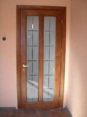 Виготовляємо дерев`яні двері