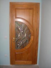 Двері з сосни