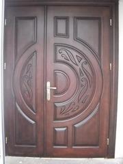 Дерев'яні міжкімнатні двері