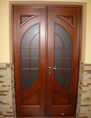 Виготовляємо дубові двері