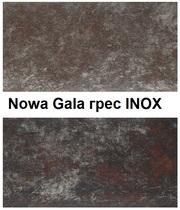Плитка керамогранит, грес Нова Гала (Nowa Gala) INOX от 200 грн