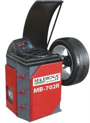 MB 702. Балансировочный станок для колёслегкового транспорта весом до