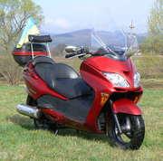 Макси-скутер Honda Forza