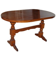Мебель под заказ,  Стол 120х75 (Овал)