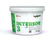Краска интерьерная INTERIOR 3 (10  лит)
