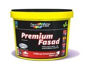 Краска фасадная силиконовая PREMIUM FASAD