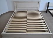 Продам нове дубове ліжко від виробника
