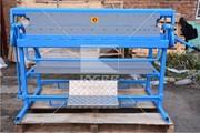 Сегментный листогибочный станок ZGRs 1300 L Мазанек