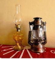 Новогодний подарок керосиновая лампа а-ля винтаж
