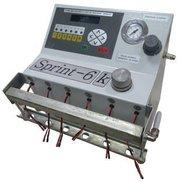 Стенд диагностики и очистки инжекторов SPRINT 6К