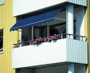 Маркиза навесы на балкон лоджию от солнца дождя Швеция от 700 грн