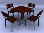Уличная мебель Мебель для кафе