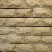 Фасадная плиточка из песчанника(красная, желтая, серая)