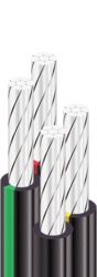 Реализуем СИП-4 4х16 - 23, 20 грн/м