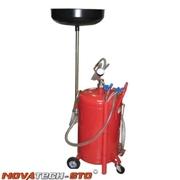 Установка для слива и вакуумной откачки масла (80л.) B80VS