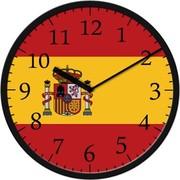 """Заняття з іспанської мови """"Вчимося говорити. Час""""."""
