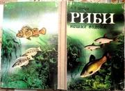 Щербуха А.  Риби наших водойм.  Київ Рад. школа 1987