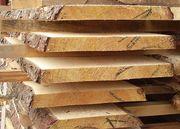 Доска необрезная 40.50 мм,  4-6м    сосна, елка