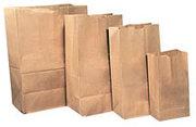 Паперові КРАФТ упаковки,  мішки,  пакети. З нанесенням ЛОГОТИПУ и без.
