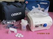 японский ингалятор небулайзер Omron ne-c28p за 1550 грн в наличии