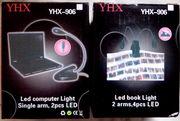 Лампа-підсвітка 4-LED + USB cable,  універсальна