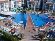Болгария,  Солнечный берег. Отдых на море в «Апарт Отель Элит 2»