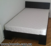 Продам дерев'яні ліжка та ортопедичні матраци Львів
