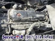 DAF XF 105 EURO 2 Б/у двигатель