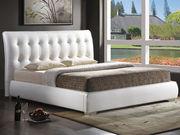 Мягкая кровать Calenzana  (191 х 228 см) польской фирмы Signal.