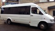 Пасажирські перевезення мікроавтобусом. Замовити бус на 21 місце
