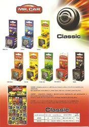 Продам ароматизатори для авто Classic