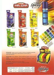 Продам ароматизатори для авто Spray