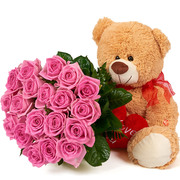 Безкоштовна доставка квітів.