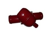 Термостат червоний металевий Е2 87С Еталон
