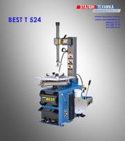Шиномонтажный станок Best T524,  диаметр диска 23''