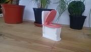 МЕБЕЛЬ ДЛЯ КУКОЛ (Унитаз ручной работы) Мебель для барби