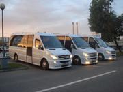 Прокат авто - мікроавтобуса - автобуса Львів,  Оренда автобусів Львів