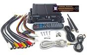 8-канальный видеорегистратор и система охраны - MDVR Vacron VVH-MD80D