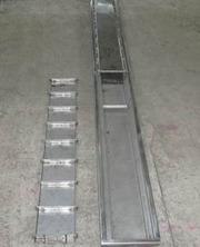 Система дренажа (канализационные трапы и каналы)