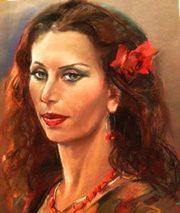 Portrats - Oksana Voronjuk